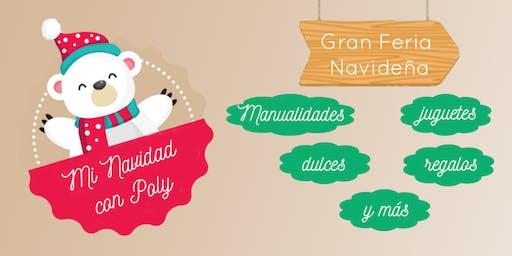 Mi Navidad con Poly Gran Feria Navideña