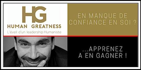 Atelier Leadership : Manque de confiance en soi ? billets