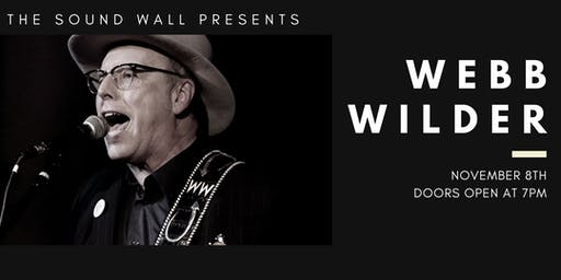 Webb Wilder   November 8, 2019