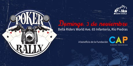 Bella Riders World Poker Rally 2019 tickets