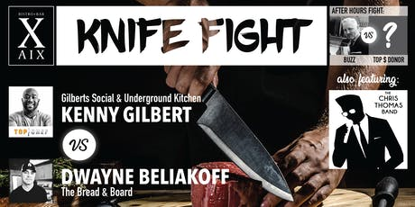 Knife Fight tickets