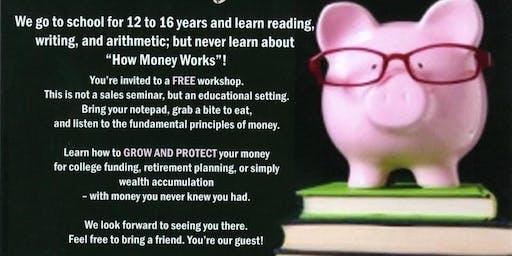 Money 101 - How Money Works (Falls Church, VA)