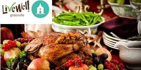Mindful Holidays: Plan and Make Ahead Recipes tickets