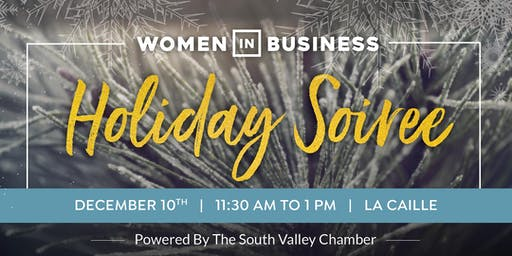 Women in Business Holiday Soiree