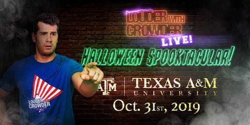 Louder with Crowder Spooktacular Live Show