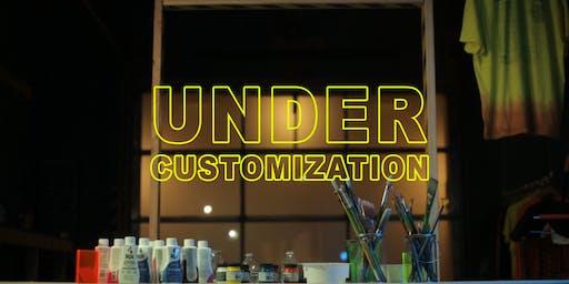 Under Customization