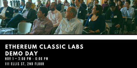 ETC Labs Demo Day tickets