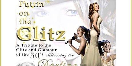 Sarah Dennis - 'Puttin' on the Glitz'  A top class cabaret entertainer! tickets