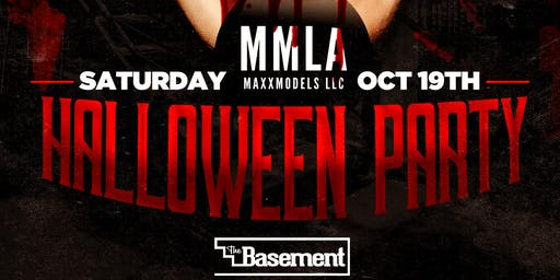MaxxModels Halloween Party Extravaganza