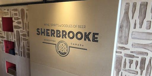 Sherbrooke Does Alberta Beer Week: Bezan's Bangerz Beer Week Bonanza