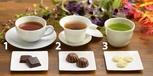 Chocolate and Tea Tasting