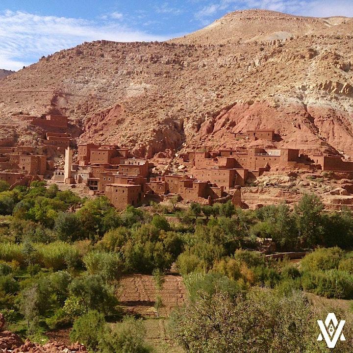 Imagen de Conferencia Viajera Gratuita: Viaja a Marruecos en Fin de Año