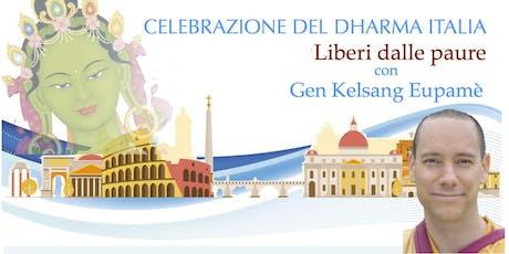 Celebrazione del Dharma Italia 2019 biglietti