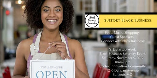 Black Business Saturday