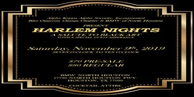 Harlem Nights: A Salute to Black Arts