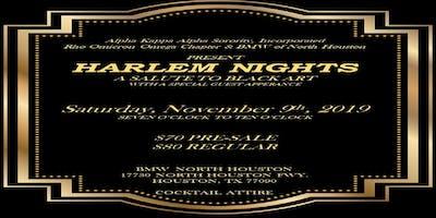Harlem Nights: A Salute to Black Arts