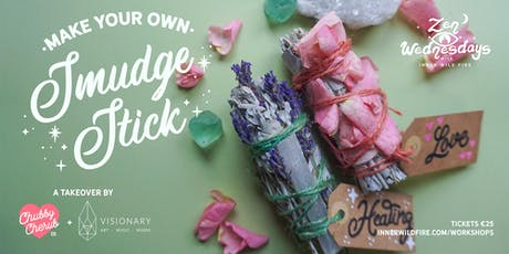 Make Your Own Smudge Stick - Zen Wednesdays tickets