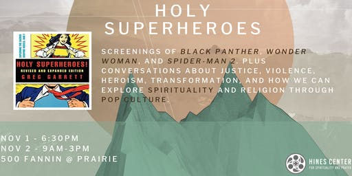 Holy Superheroes