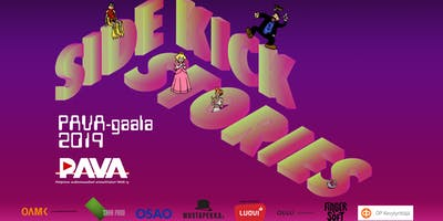 PAVA-gaala 2019: Sidekick Stories