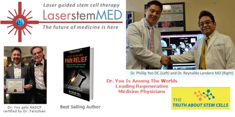 Tustin, Orange County, Knee, Back, Neuropathy Relief, Stem Cell, Lunch and Learn tickets