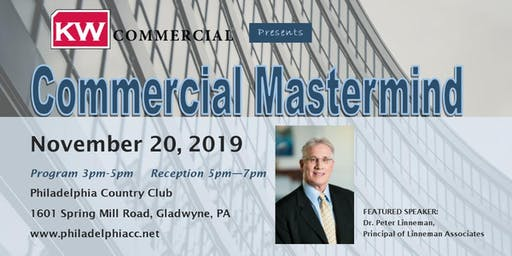 KW Commercial Mastermind - November 2019