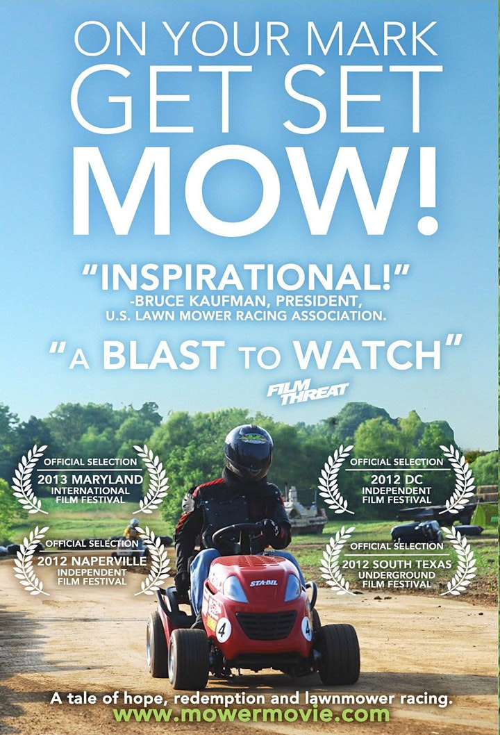 On Your Mark, Get Set, MOW! image