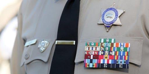 LASD Military & Veteran Affairs Unit - Military Symposium