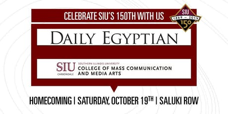 Homecoming Tailgate: Daily Egyptian and MCMA tickets