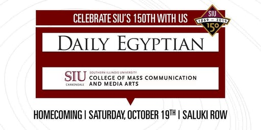 Homecoming Tailgate: Daily Egyptian and MCMA