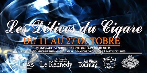 """Exposition Photographique : """"Les Délices du Cigare"""""""