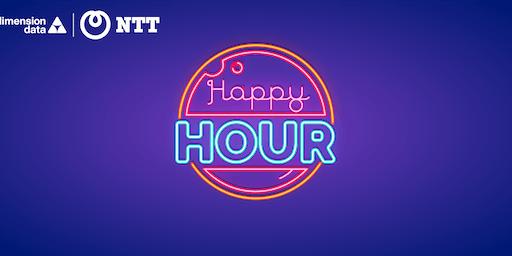 Happy Hour Dimension Data | NTT e F5 : Segurança das aplicações