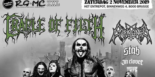 RGMC XXL 19 : Cradle of Filth, Enthroned, Stab, In Clover & Terre