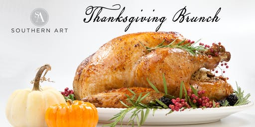 Thanksgiving Feast at the Southern Art and Bourbon Bar