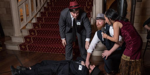 Murder Mystery Holiday Special in Chandler