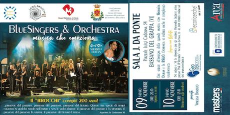 """Concerto per """"I DUECENTO ANNI DI VITA DEL BROCCHI"""" entradas"""