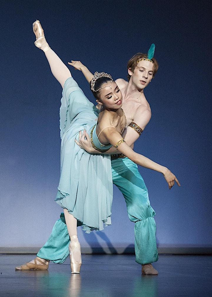 Imagen de Ballet de Barcelona - Mixed Bill