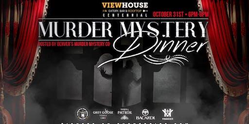 ViewHouse Centennial Murder Mystery Dinner