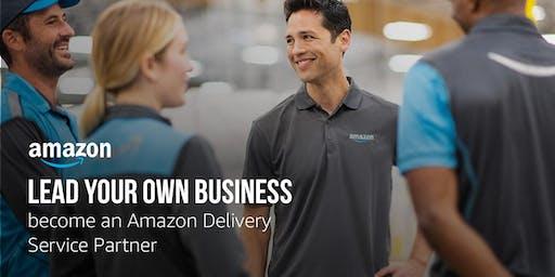 Denver Area - Amazon Delivery Service Partner Information Reception