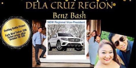 Dela Cruz Region Benz Bash! tickets