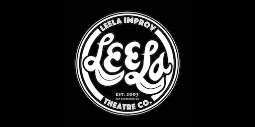 Leela Presents: Dance-Prov, Horrible People, The Monologue Project