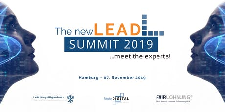 the newLEAD SUMMIT Tickets