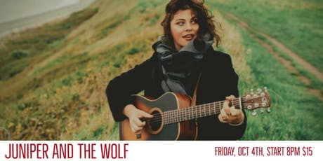 Juniper & The Wolf returns to Mirror in the Woods! tickets