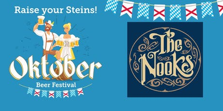 The Nooks Oktober Festival Warrenpoint tickets