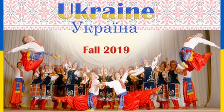 Radost - Dance Ensemble from UKRAINE tickets