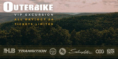 Outerbike Bentonville VIP Excursion tickets