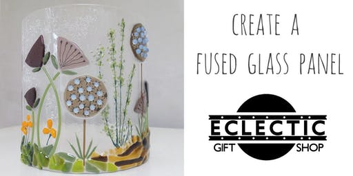 Create a Fused Glass Panel  (Adults)