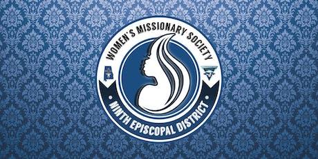 Annual WMS December Meeting 2019 tickets