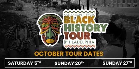 Katika Black History Walking Tour tickets