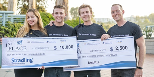 UC Santa Barbara's 2020 New Venture Competition