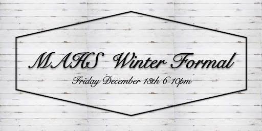 MAHS Winter Formal